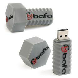 clé USB publicitaire SUR MESURE 3D 2