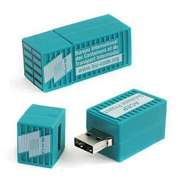 clé USB publicitaire SUR MESURE 3D 3