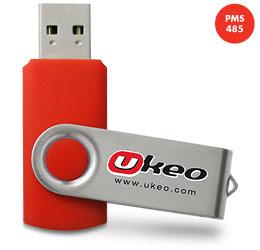 clé USB publicitaire SWIVEL1