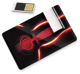 clé USB publicitaire carte 1