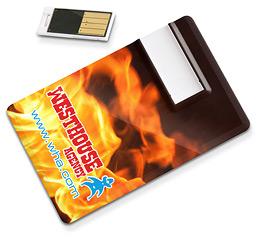 clé USB publicitaire carte 3