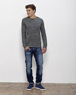 tee-shirt-publicitaire-M525_ST_Shuffles_Slub-Heather-Steel-Grey