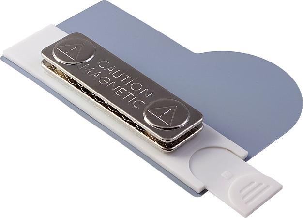 concentr de publicit badge en bristol textile polyester magn tique. Black Bedroom Furniture Sets. Home Design Ideas