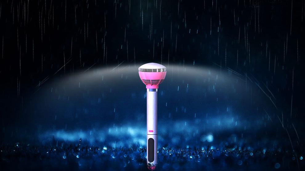 Air Umbrella, le parapluie publicitaire de demain ...