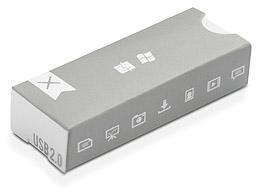clé USB publicitaire IRON ELEGANCE2