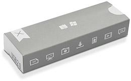 clé USB publicitaire IRON OUTDOOR2
